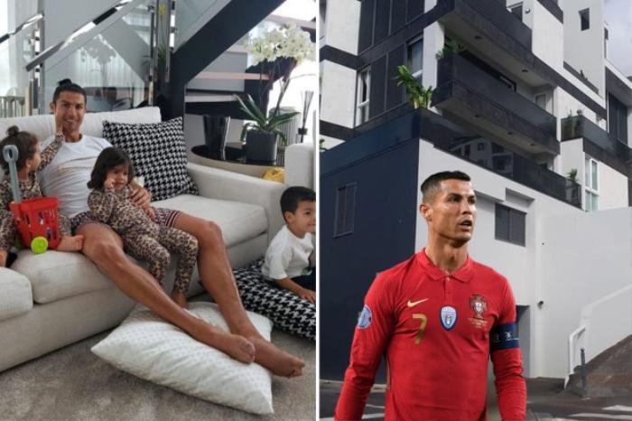 Biệt thự triệu đô của Ronaldo bị trộm đột nhập Ảnh 1