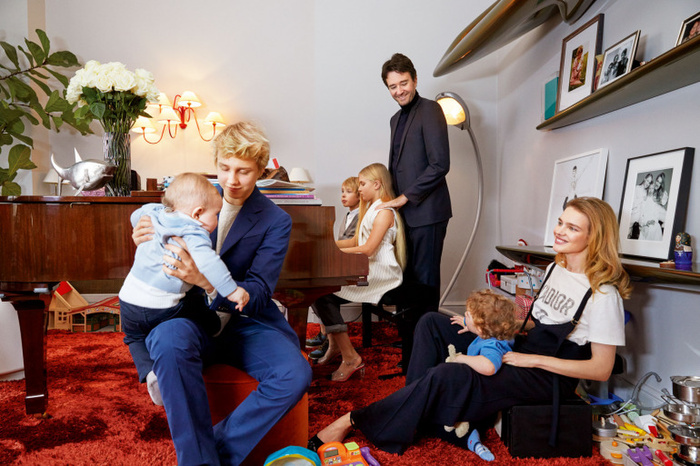 Siêu mẫu 'lọ lem' Natalia Vodianova từ cô bán hàng rong trở thành vợ của tài phiệt thời trang Ảnh 17