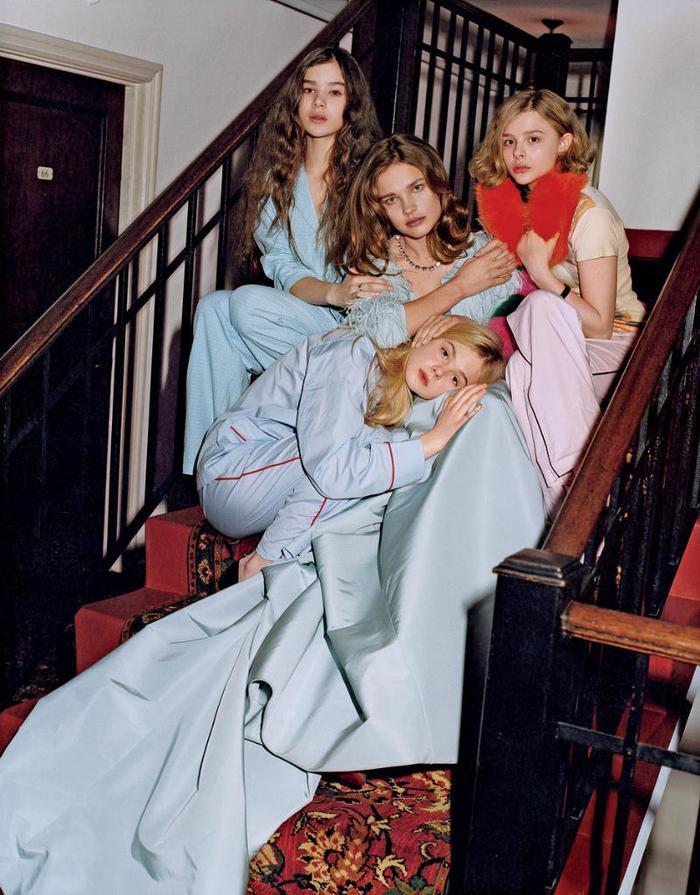 Siêu mẫu 'lọ lem' Natalia Vodianova từ cô bán hàng rong trở thành vợ của tài phiệt thời trang Ảnh 16