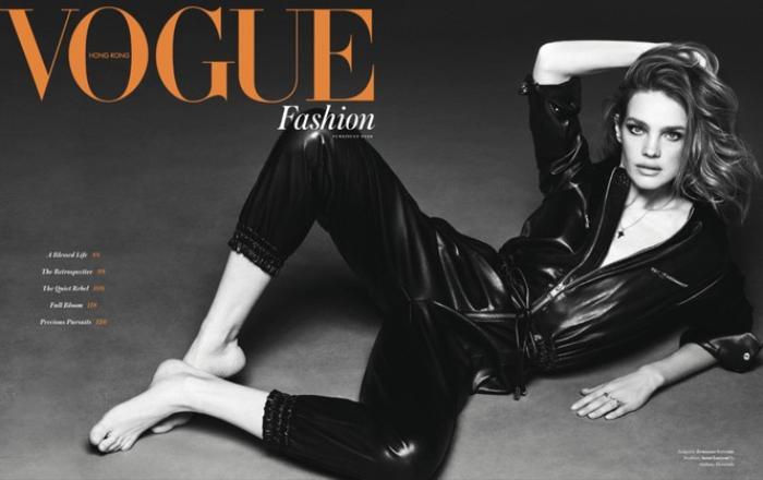 Siêu mẫu 'lọ lem' Natalia Vodianova từ cô bán hàng rong trở thành vợ của tài phiệt thời trang Ảnh 19