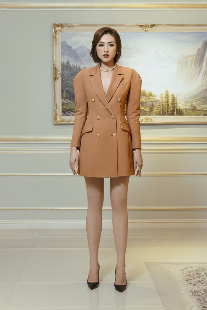 Á hậu Tú Anh gợi ý mặc đẹp với phong cách Retro những năm 50 Ảnh 6