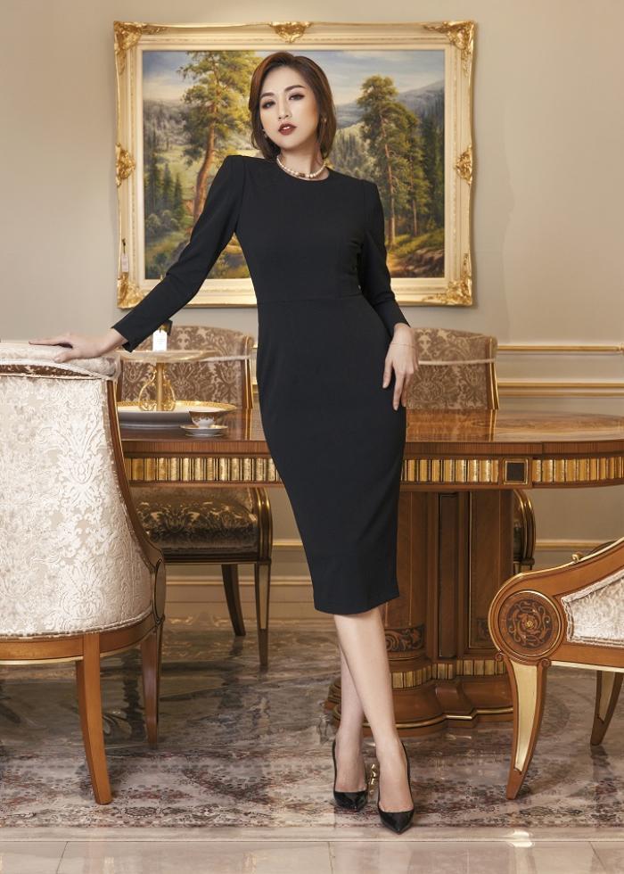 Á hậu Tú Anh gợi ý mặc đẹp với phong cách Retro những năm 50 Ảnh 5