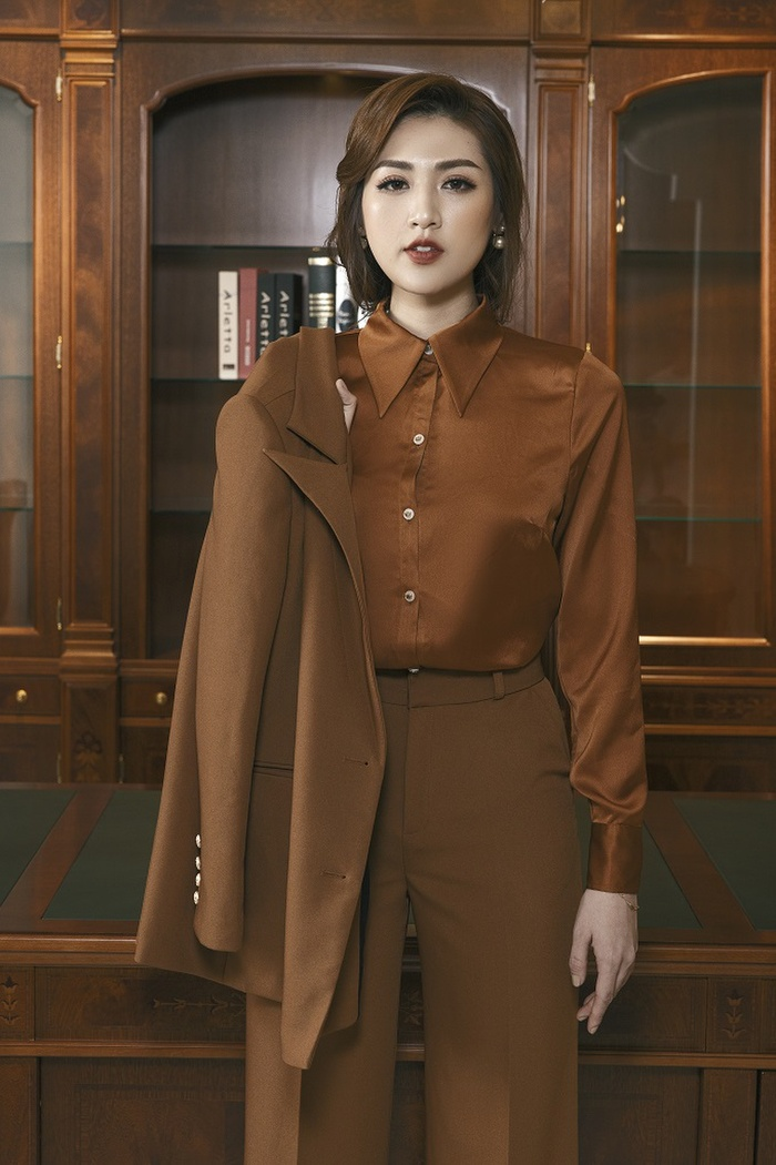 Á hậu Tú Anh gợi ý mặc đẹp với phong cách Retro những năm 50 Ảnh 9
