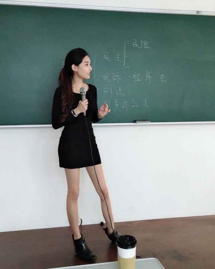 Giảng viên Đài Loan vừa xinh đẹp lại vừa sở hữu học vấn 'khủng' khiến bao người ngưỡng mộ Ảnh 1