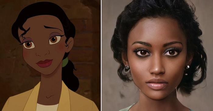 Các nhân vật trong Disney sẽ trông như thế nào khi bước ra đời thực? Ảnh 2