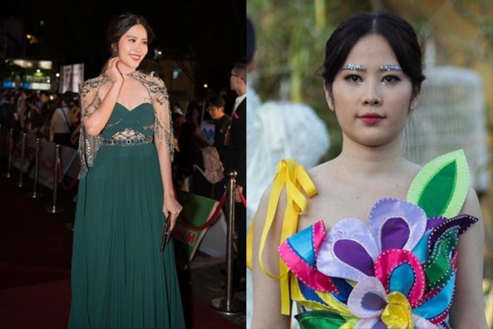 Sao Việt bị chế giễu vì tăng cân, Lê Phương khoe cơ đáp trả khiến antifan câm nín Ảnh 7