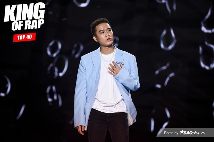 King Of Rap: Danh sách 20 thí sinh có lượng voting cao nhất - 12 suất vé Hồi sinh cạnh tranh khốc liệt Ảnh 5