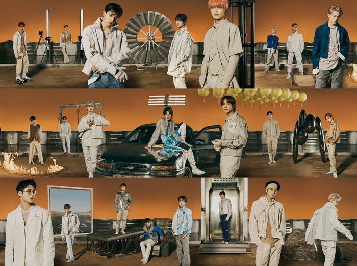 NCT U 'thả xích' MV Make A Wish: Visual bùng nổ gây mê man, đeo vàng khắp mình không hề thua kém... cô Minh Hiếu Ảnh 1