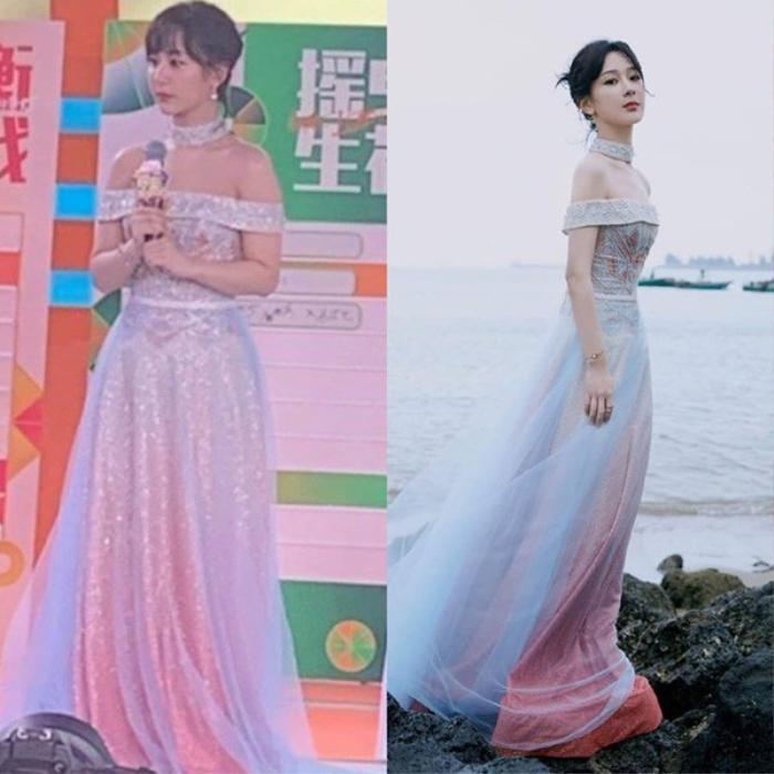Dương Tử nhiều lần diện váy kém xinh, lộ khuyết điểm hình thể tại các sự kiện trang trọng Ảnh 6