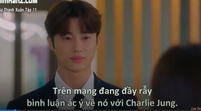 Ký sự thanh xuân tập 11: Park Bo Gum bị nghi là người đồng tính và nghi án đổi tình lấy vai diễn khi nhà thiết kế Charlie Jung đột ngột tự sát Ảnh 3