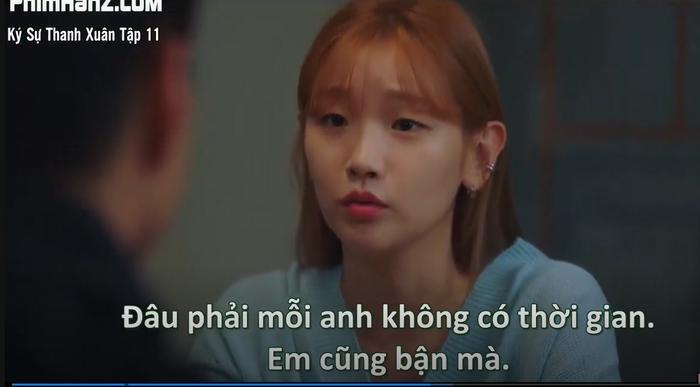 Ký sự thanh xuân tập 11: Park Bo Gum bị nghi là người đồng tính và nghi án đổi tình lấy vai diễn khi nhà thiết kế Charlie Jung đột ngột tự sát Ảnh 12