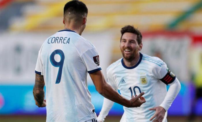 Argentina thắng trên sân Bolivia sau 15 năm trong ngày Messi mờ nhạt Ảnh 2