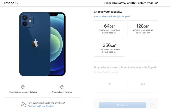 Apple đã cho chúng ta 'một cú lừa': Không phải ai cũng có thể mua iPhone 12 với giá 799 USD! Ảnh 3