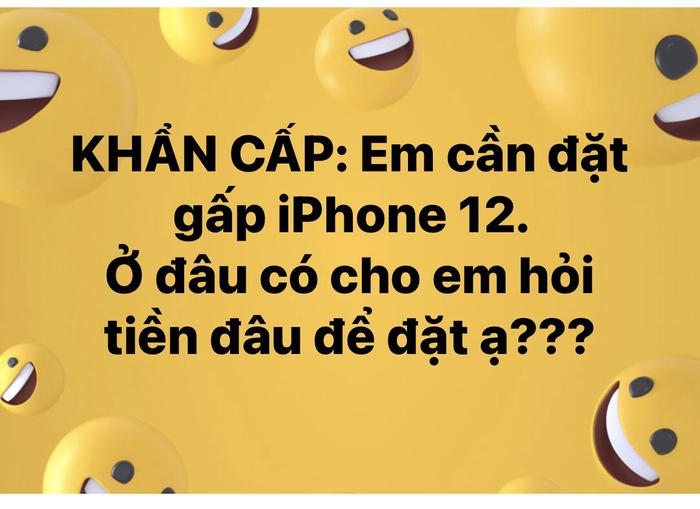 Đây là bằng chứng cho thấy người Việt Nam 'mê mệt' iPhone 12 như thế nào Ảnh 7