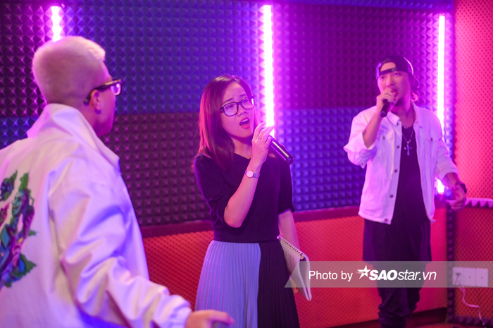 RichChoi đối đầu Gizmo: Ai sẽ giành chiến thắng khi kết hợp với nghệ sĩ Opera - Khánh Ngọc? Ảnh 13
