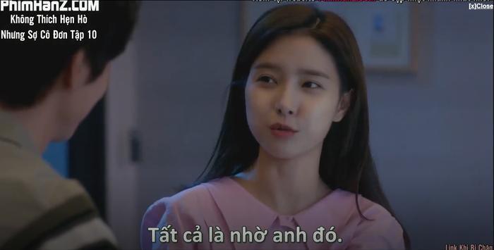 Lonely Enough to Love tập 10: Tình yêu của Kim So Eun đơm hoa kết trái, chính thức 'gạo nấu thành cơm' với Ji Huyn Woo Ảnh 9