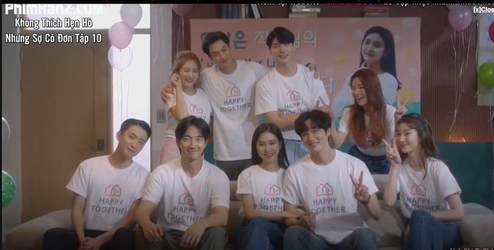 Lonely Enough to Love tập 10: Tình yêu của Kim So Eun đơm hoa kết trái, chính thức 'gạo nấu thành cơm' với Ji Huyn Woo Ảnh 13
