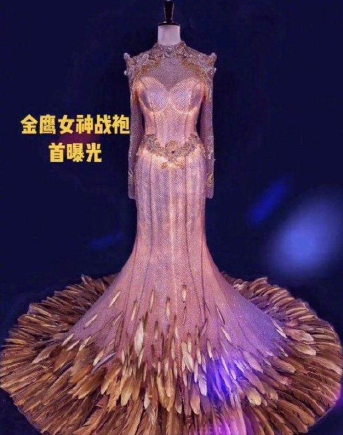 Người đại diện của Đàm Tùng Vận xin lỗi sau khi like bài viết đá đểu Tống Thiến vì danh hiệu Nữ thần Kim Ưng Ảnh 3