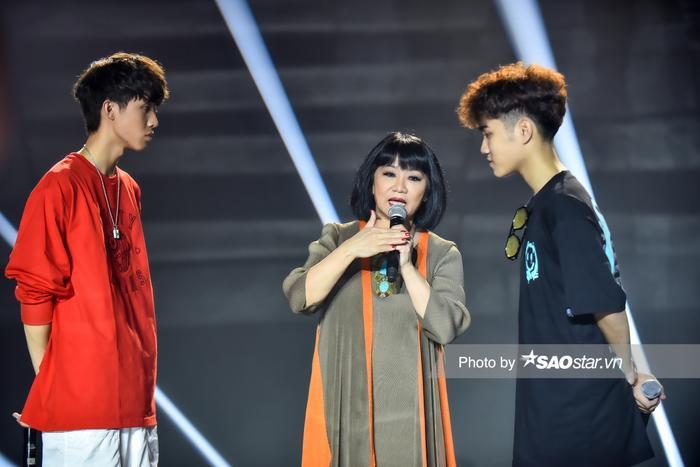 Nhật Hoàng - Captain kết hợp với 'huyền thoại' Cẩm Vân, màn biểu diễn 'vượt thế hệ' đáng mong chờ Ảnh 8