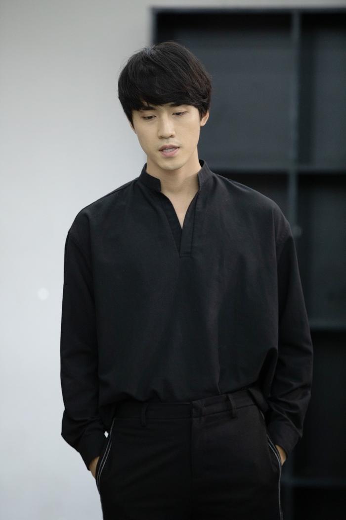 Cody (Uni5) - Đỗ Hoàng Dương tại buổi cast phim đam mỹ 'Em là chàng trai của anh': Quấn quýt khiến các hủ nữ mê mệt Ảnh 8
