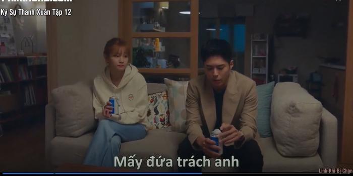 Ký sự thanh xuân tập 12: Park Bo Gum mải chạy trốn Scandal còn Park So Dam thì nghiêng tình về phía Buyn Woo Suk Ảnh 9
