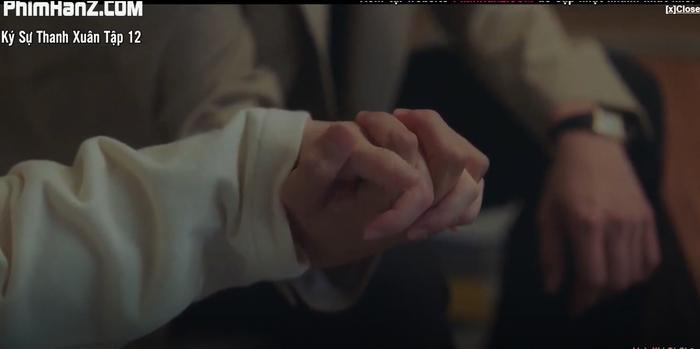 Ký sự thanh xuân tập 12: Park Bo Gum mải chạy trốn Scandal còn Park So Dam thì nghiêng tình về phía Buyn Woo Suk Ảnh 8
