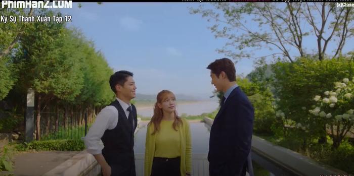 Ký sự thanh xuân tập 12: Park Bo Gum mải chạy trốn Scandal còn Park So Dam thì nghiêng tình về phía Buyn Woo Suk Ảnh 10