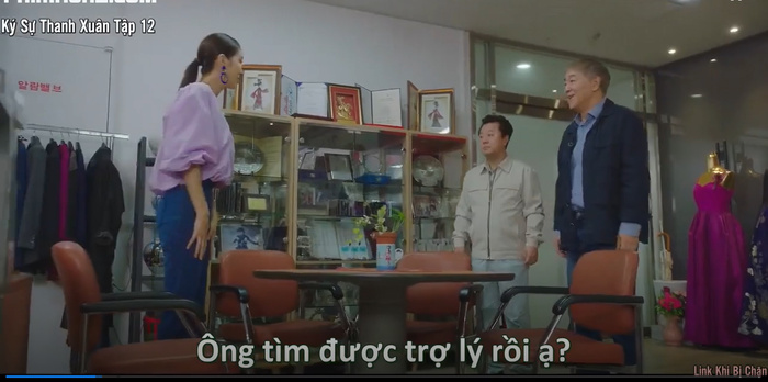 Ký sự thanh xuân tập 12: Park Bo Gum mải chạy trốn Scandal còn Park So Dam thì nghiêng tình về phía Buyn Woo Suk Ảnh 4