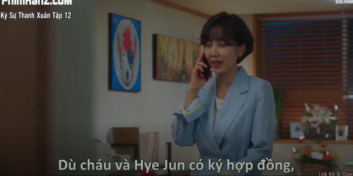 Ký sự thanh xuân tập 12: Park Bo Gum mải chạy trốn Scandal còn Park So Dam thì nghiêng tình về phía Buyn Woo Suk Ảnh 3