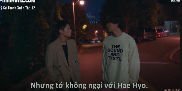 Ký sự thanh xuân tập 12: Park Bo Gum mải chạy trốn Scandal còn Park So Dam thì nghiêng tình về phía Buyn Woo Suk Ảnh 5