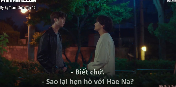 Ký sự thanh xuân tập 12: Park Bo Gum mải chạy trốn Scandal còn Park So Dam thì nghiêng tình về phía Buyn Woo Suk Ảnh 6