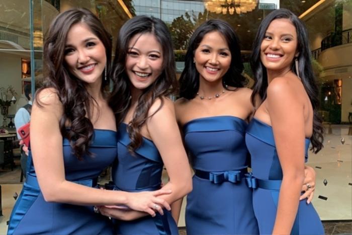 Khi các nàng hậu Việt làm phù dâu, cô dâu xinh đến mấy cũng thấp thỏm vì sợ bị chiếm sóng Ảnh 11