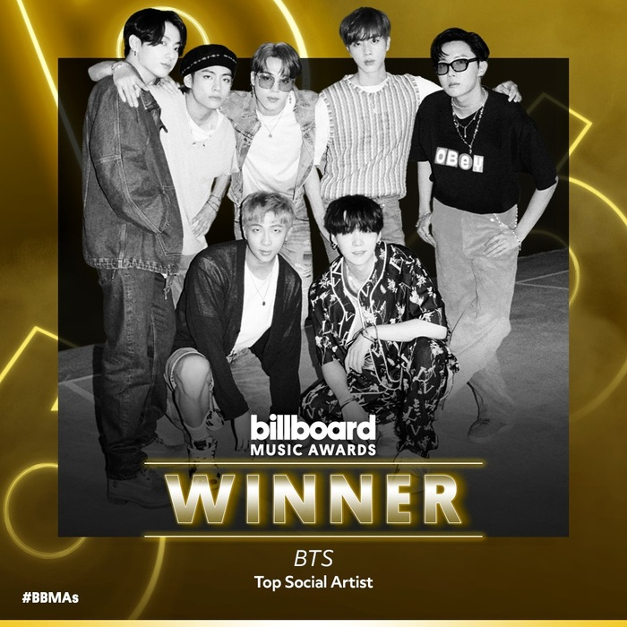 BTS tiếp tục công phá Billboard Music Awards 2020: 4 năm liên tiếp giành chiến thắng ở cùng hạng mục Ảnh 1