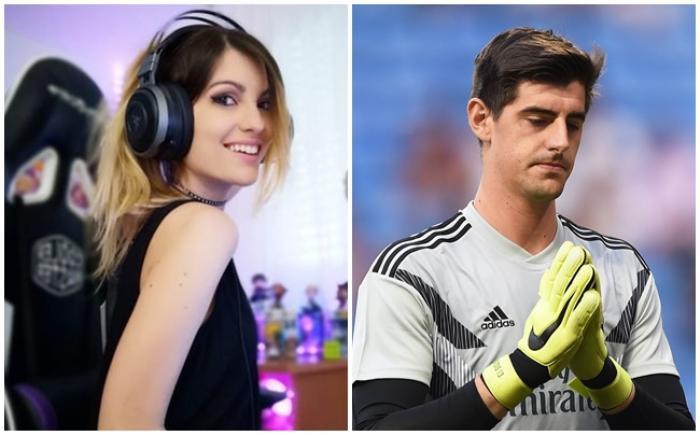 Thủ môn Real Madrid bị tố gạ tình nữ game thủ nóng bỏng Ảnh 1