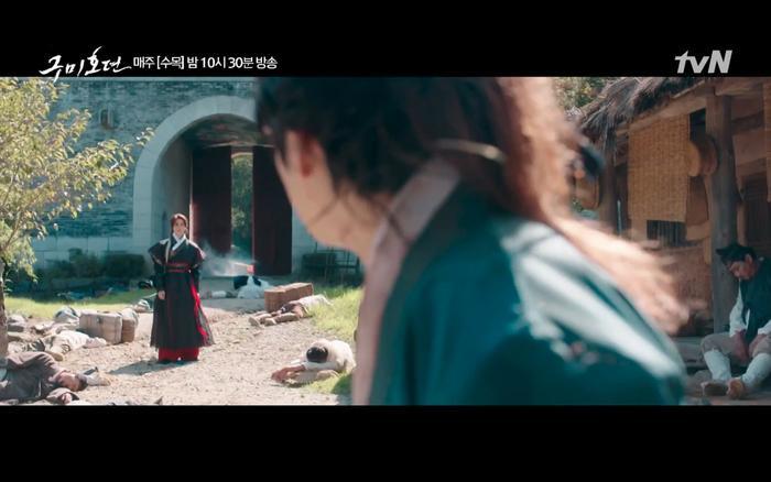 'Bạn trai tôi là hồ ly' tập 4: Lee Dong Wook vượt 18 tầng địa ngục để cứu người tình? Ảnh 5