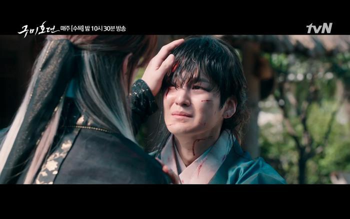 'Bạn trai tôi là hồ ly' tập 4: Lee Dong Wook vượt 18 tầng địa ngục để cứu người tình? Ảnh 6