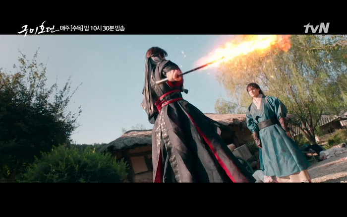 'Bạn trai tôi là hồ ly' tập 4: Lee Dong Wook vượt 18 tầng địa ngục để cứu người tình? Ảnh 7