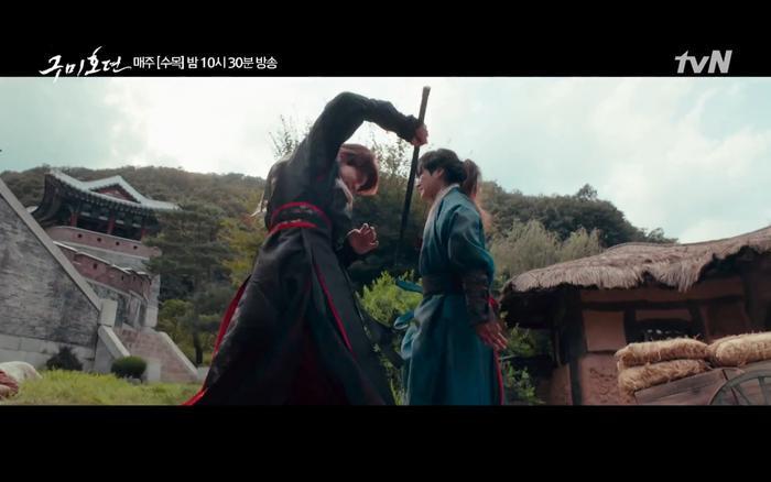 'Bạn trai tôi là hồ ly' tập 4: Lee Dong Wook vượt 18 tầng địa ngục để cứu người tình? Ảnh 8