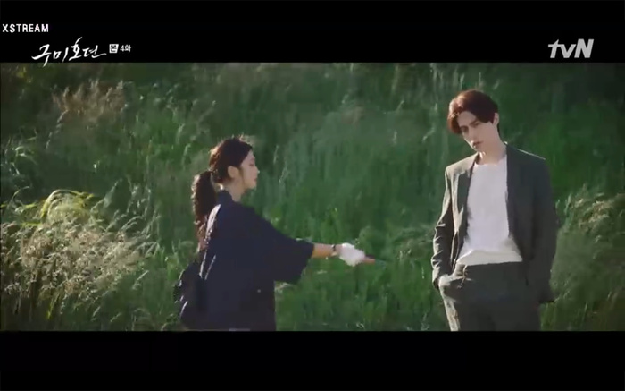 'Bạn trai tôi là hồ ly' tập 4: Lee Dong Wook vượt 18 tầng địa ngục để cứu người tình? Ảnh 1