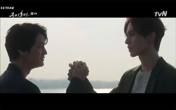 'Bạn trai tôi là hồ ly' tập 4: Lee Dong Wook vượt 18 tầng địa ngục để cứu người tình? Ảnh 4