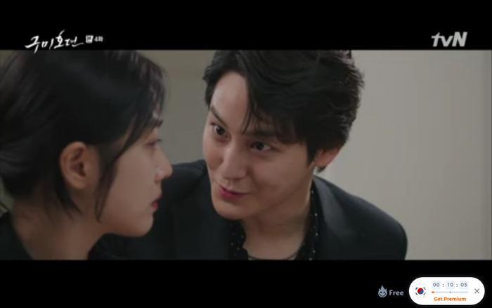 'Bạn trai tôi là hồ ly' tập 4: Lee Dong Wook vượt 18 tầng địa ngục để cứu người tình? Ảnh 19