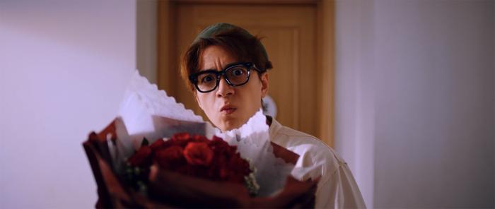 Khả Như cùng Ngô Kiến Huy luyện bí kíp cưa gái trong phim 'Em là của em' Ảnh 7