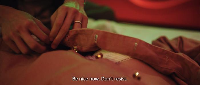 Khả Như cùng Ngô Kiến Huy luyện bí kíp cưa gái trong phim 'Em là của em' Ảnh 19
