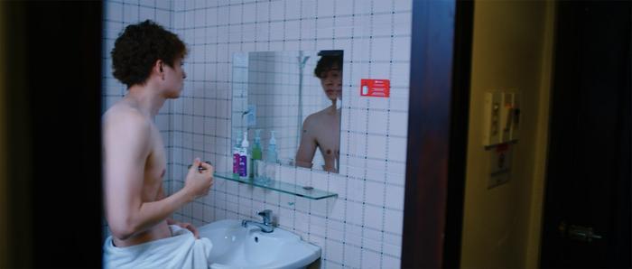Khả Như cùng Ngô Kiến Huy luyện bí kíp cưa gái trong phim 'Em là của em' Ảnh 9