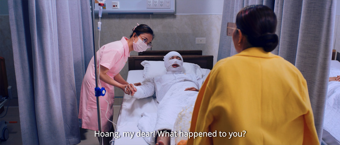 Khả Như cùng Ngô Kiến Huy luyện bí kíp cưa gái trong phim 'Em là của em' Ảnh 22