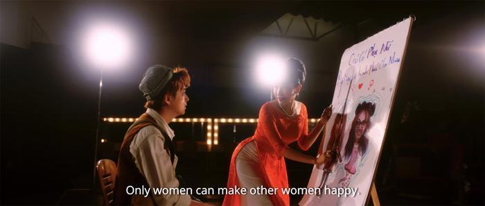 Khả Như cùng Ngô Kiến Huy luyện bí kíp cưa gái trong phim 'Em là của em' Ảnh 16