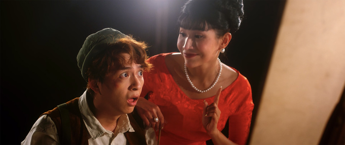 Khả Như cùng Ngô Kiến Huy luyện bí kíp cưa gái trong phim 'Em là của em' Ảnh 17