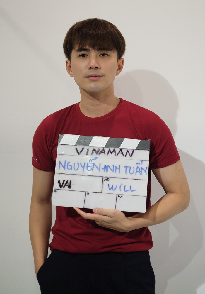 Lộ diện 10 ứng viên sáng giá cho vai siêu anh hùng VINAMAN: Will, Vĩnh Thụy, Lãnh Thanh cùng dàn 'trai đẹp' tranh tài Ảnh 4