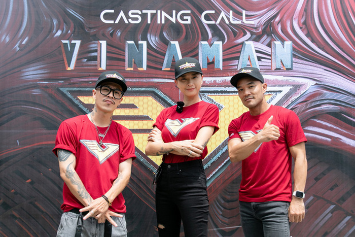 Lộ diện 10 ứng viên sáng giá cho vai siêu anh hùng VINAMAN: Will, Vĩnh Thụy, Lãnh Thanh cùng dàn 'trai đẹp' tranh tài Ảnh 1