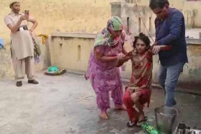 Giải cứu người phụ nữ bị chồng nhốt trong toilet suốt một năm rưỡi Ảnh 3